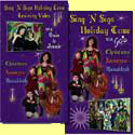 Sing 'n Sign Holiday Time VHS, DVD & Instructional